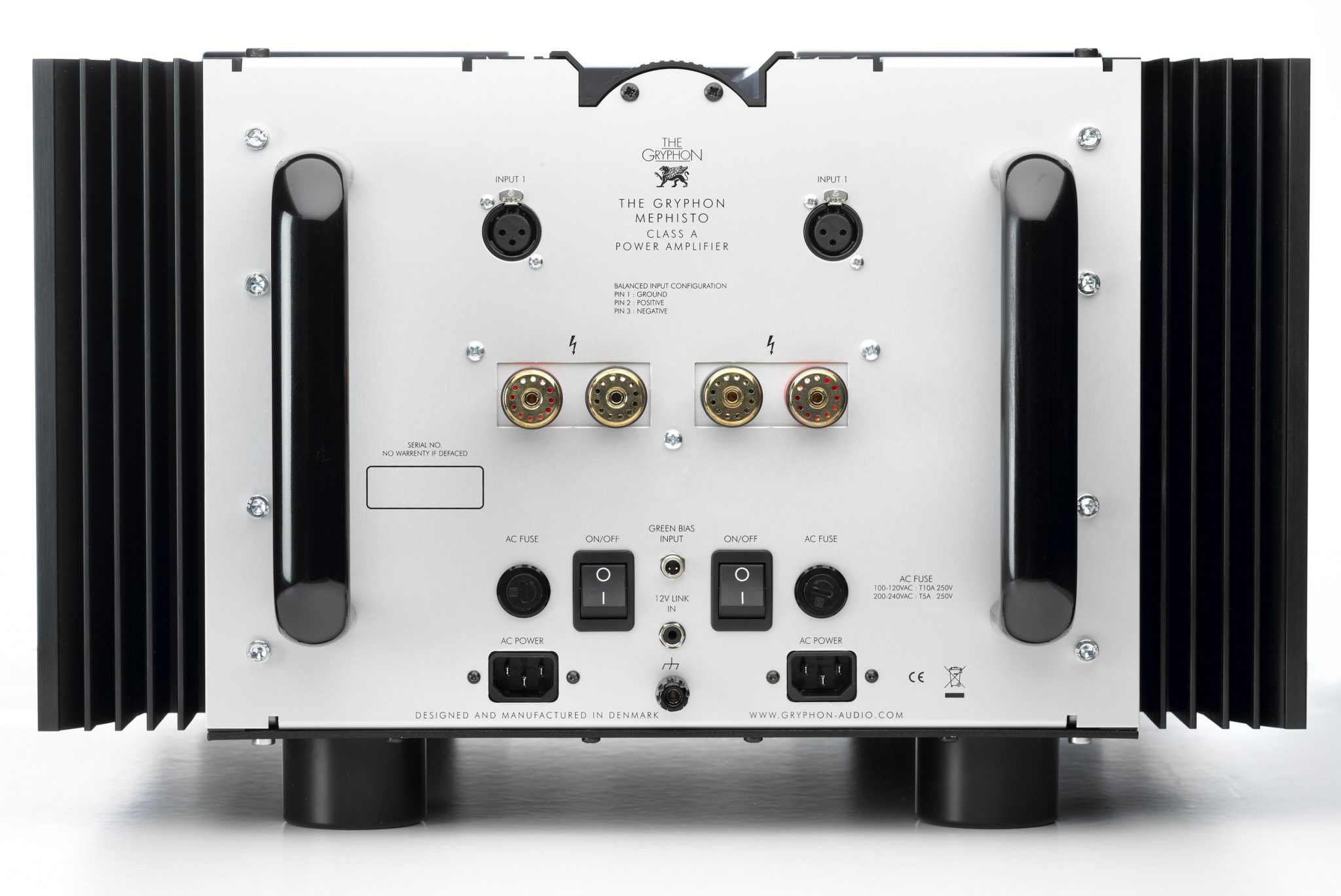 Mephisto The Gryphon Regulated Linear Dc Power Supply